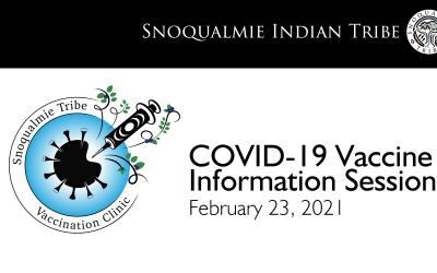 COVID Vaccine Information Session